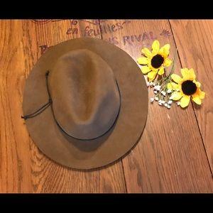 Wool Panama style hat